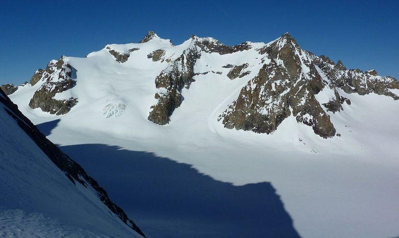 Roche Faurio en ski de randonnée (Ecrins)-5