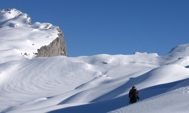 Week-end en raquettes dans les Hautes-Alpes-12