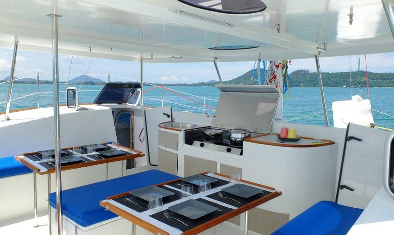 Croisière entre les îles de la Mer d'Andaman-12