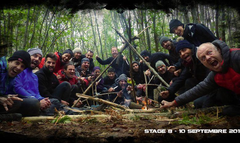 Stage de survie en forêt près de Bordeaux-7
