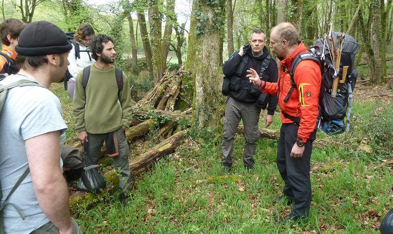 Stage de survie en forêt près de Bordeaux-3