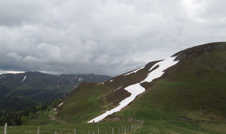 Initiation au Trail dans les Monts du Cantal-3