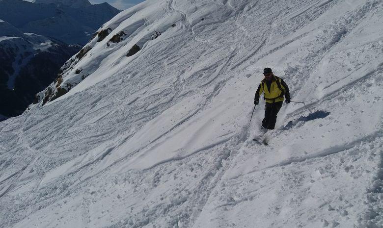 weekend ski de randonnée à Chamonix-9