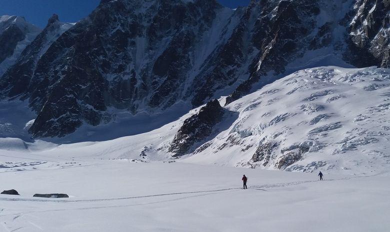 weekend ski de randonnée à Chamonix-1