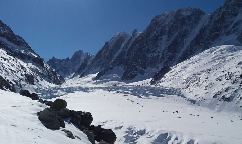 weekend ski de randonnée à Chamonix-3