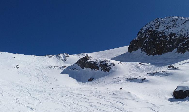 weekend ski de randonnée à Chamonix-7