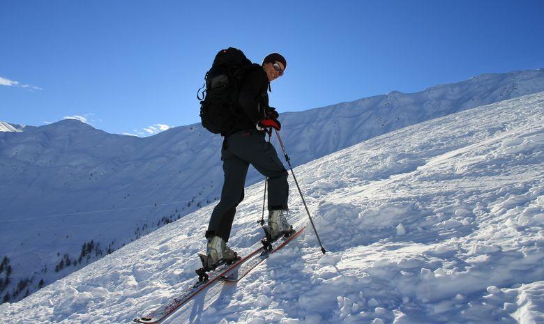 Week-end ski de randonnée à Chamonix