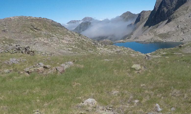 Week-end choc  - Reco du Tour des Lacs