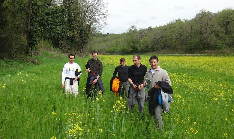 Stage de survie en forêt près de Toulouse-7