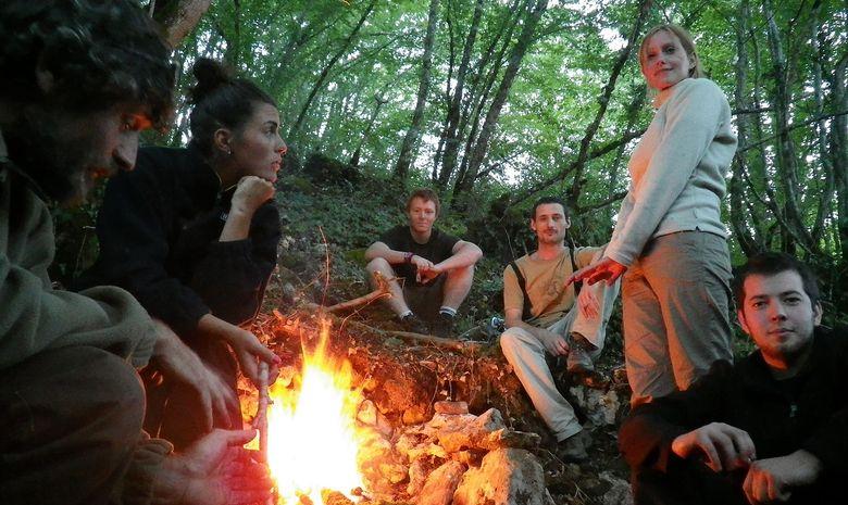 Stage de survie en forêt près de Toulouse-6