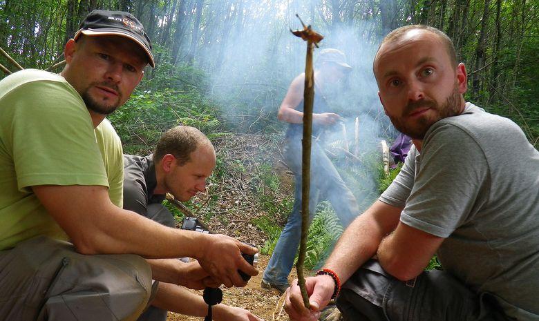 Stage de survie en forêt près de Toulouse-10