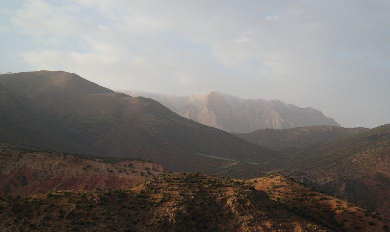 Trek et survie dans le Haut-Atlas marocain-11