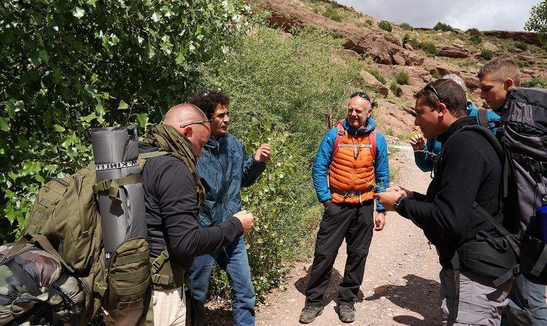 Trek et survie dans le Haut-Atlas marocain-7