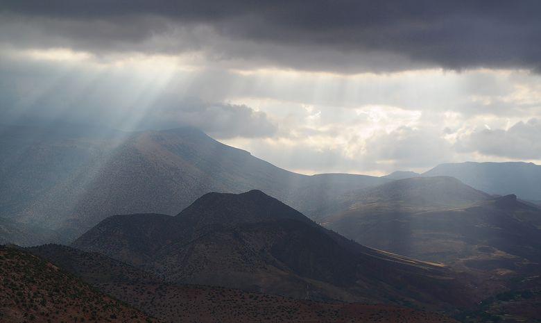 Trek et survie dans le Haut-Atlas marocain-10