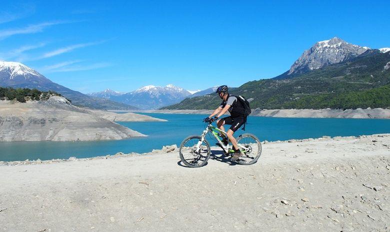 Mini- séjour VTT dans les Alpes du Sud