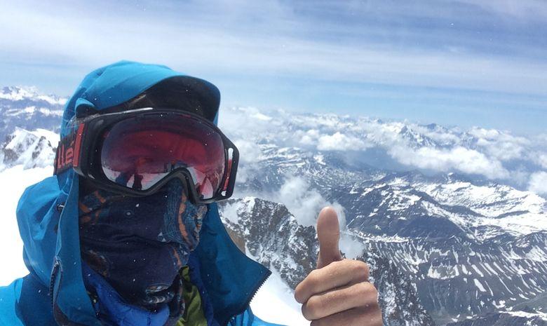 Ascension du Mont Blanc avec préparation