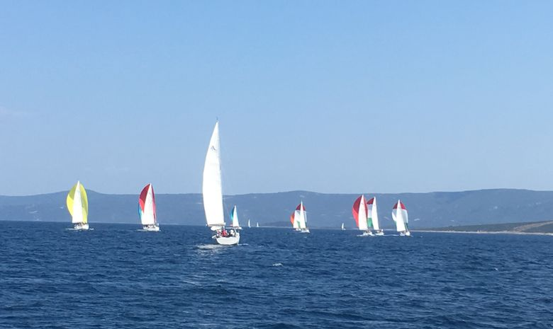 Semaine de course croisière en Croatie