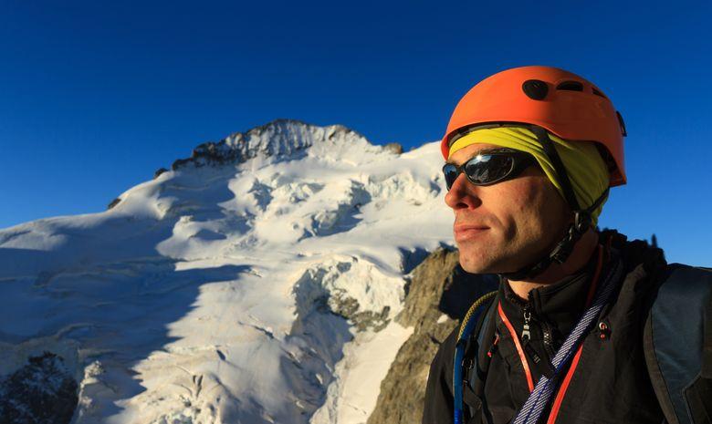 Ascension du Dôme des Écrins avec guide privé
