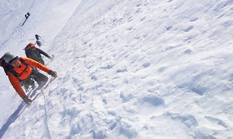Ascension de la Barre des Ecrins (4102 m)-5