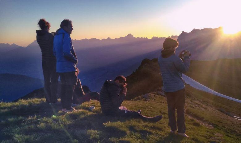 Week-end les plus beaux bivouacs du Mont-Blanc-6