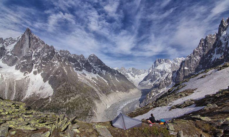 Week-end les plus beaux bivouacs du Mont-Blanc-7