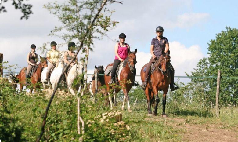 Randonnée à cheval aux portes du Lot-et-Garonne-7