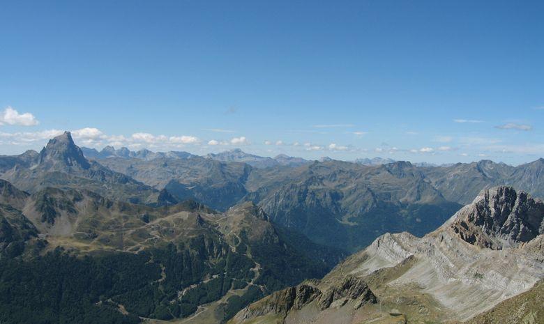 Autour du pic du Midi d'Ossau-5