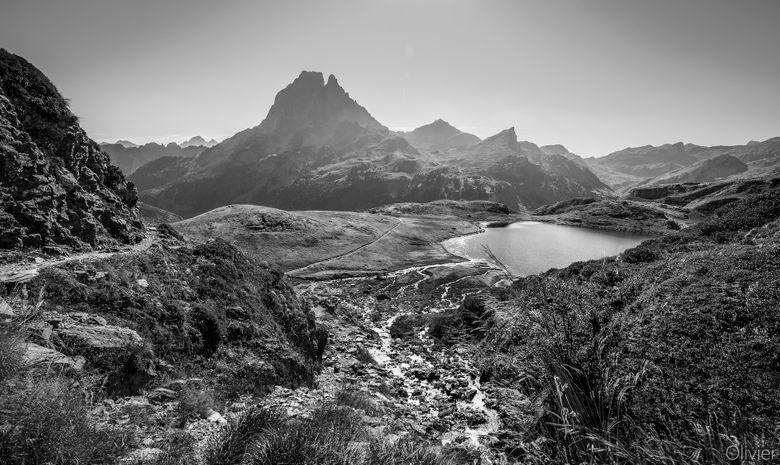 Randonnée autour du Pic du Midi d'Ossau-11