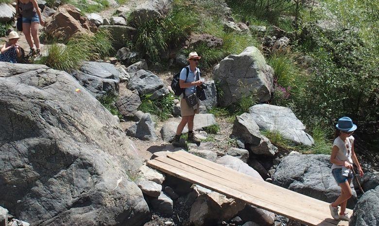 6 jours de rando et détente dans les Alpes du Sud-7