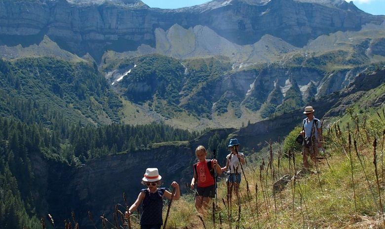 6 jours de rando et détente dans les Alpes du Sud-5