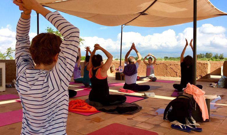 Séjour yoga sous le soleil de Marrakech