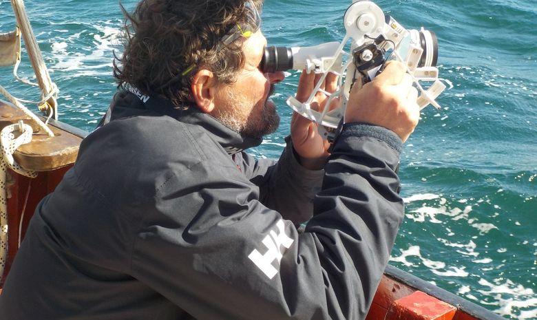 Croisière voilier traditionnel île de Bretagne sud-8