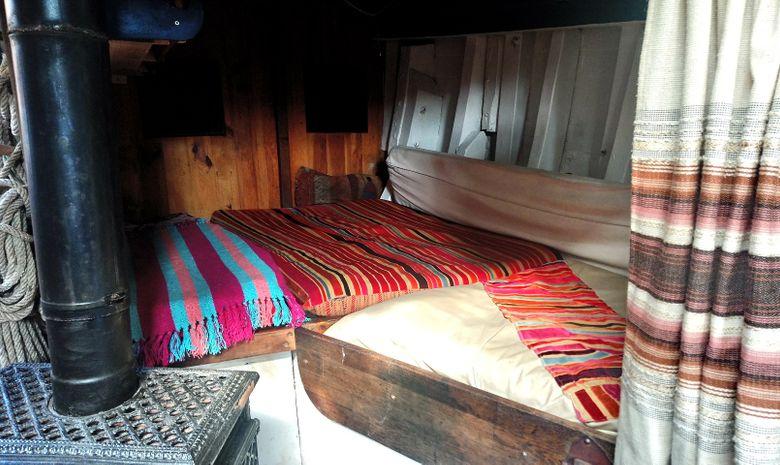 Croisière voilier traditionnel île de Bretagne sud-4