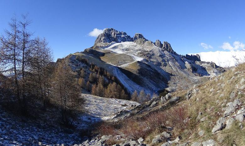 2 jours de rando dans les Hautes-Alpes-11