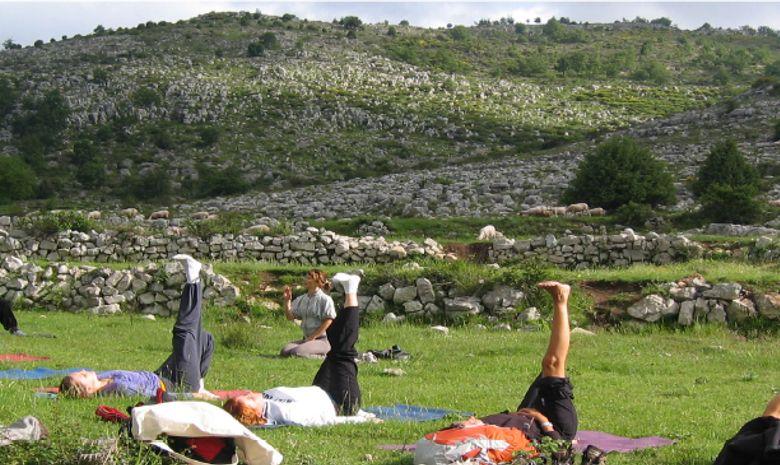 Stage yoga, randonnée & culture sur la côte d'Azur