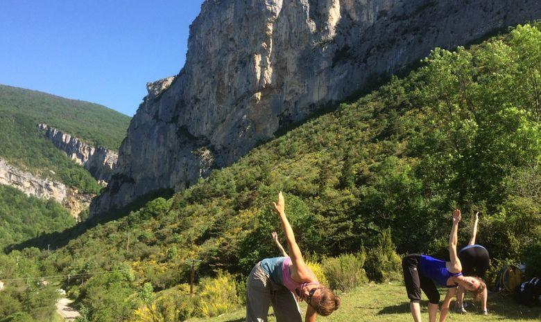 2 jours de yoga et d'escalade au Lac d'Annecy -3