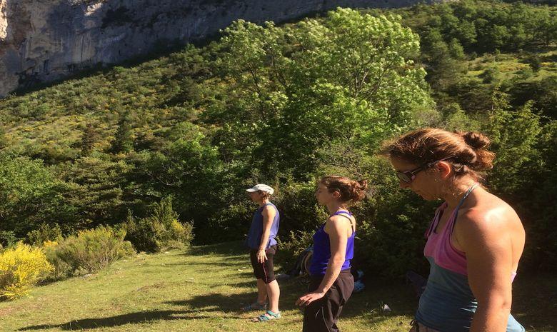 2 jours de yoga et d'escalade au Lac d'Annecy -9