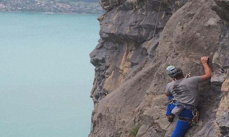 2 jours de yoga et d'escalade au Lac d'Annecy -5