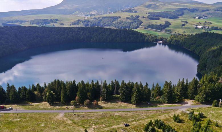 Stage itinérant - du Puy de Dôme au Lac Pavin-5