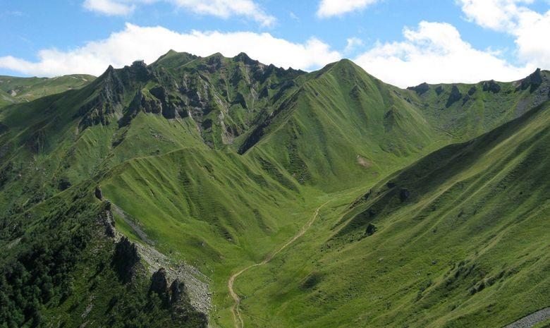 Stage itinérant - du Puy de Dôme au Lac Pavin-6