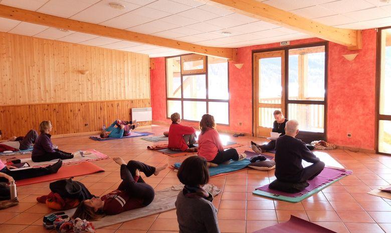Yoga, raquettes et marche nordique-9