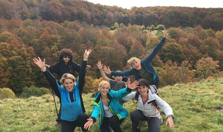 Stage Yoga et randonnée au cœur de l'Auvergne-8