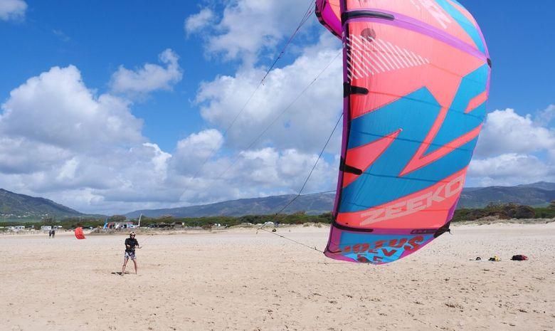 Séjour et stage de kitesurf à Tarifa-15