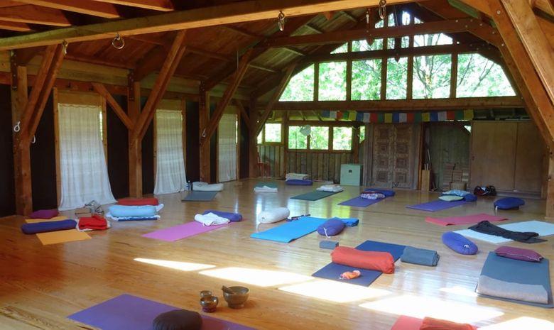Stage yoga & randonnées : l'été pour s'épanouir -6
