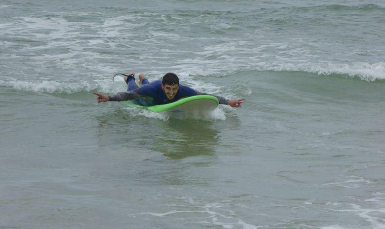 Week-end surf en maison Landaise à Hossegor