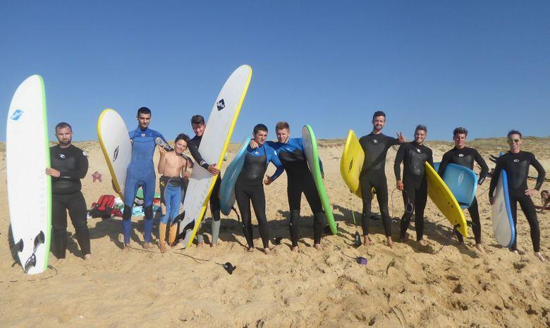 Weekend au surf camp LetSurf-4