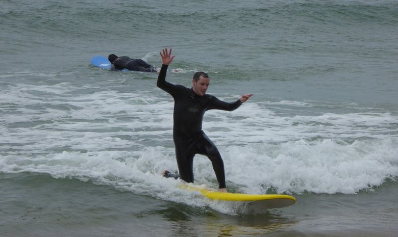 Séjour surf en maison Landaise à Hossegor -12