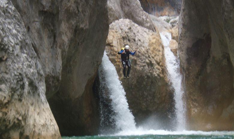 Séjour canyoning en Sierra de Guara-1
