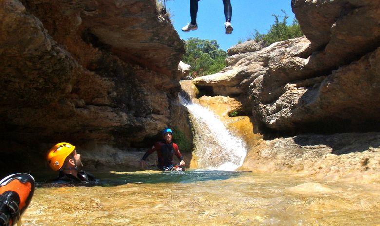 Séjour canyoning en Sierra de Guara-6