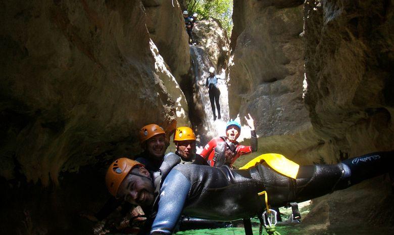 Séjour canyoning en Sierra de Guara-4